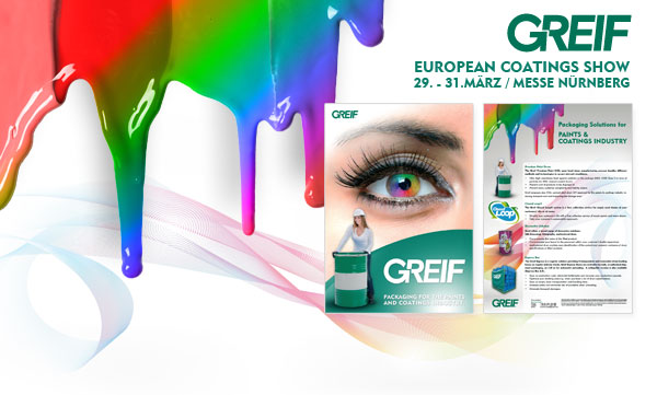 Greif AG - Folder, Flyer Design